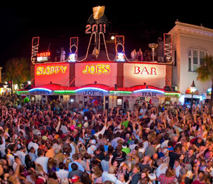 Duval Street Is at the Heart of the Key West Experience